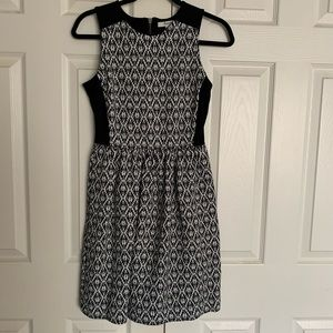 Madewell Sleeveless dress with pockets size XS